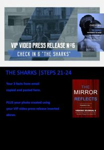 stars and heroes, profiling of character, vip report, the sharks
